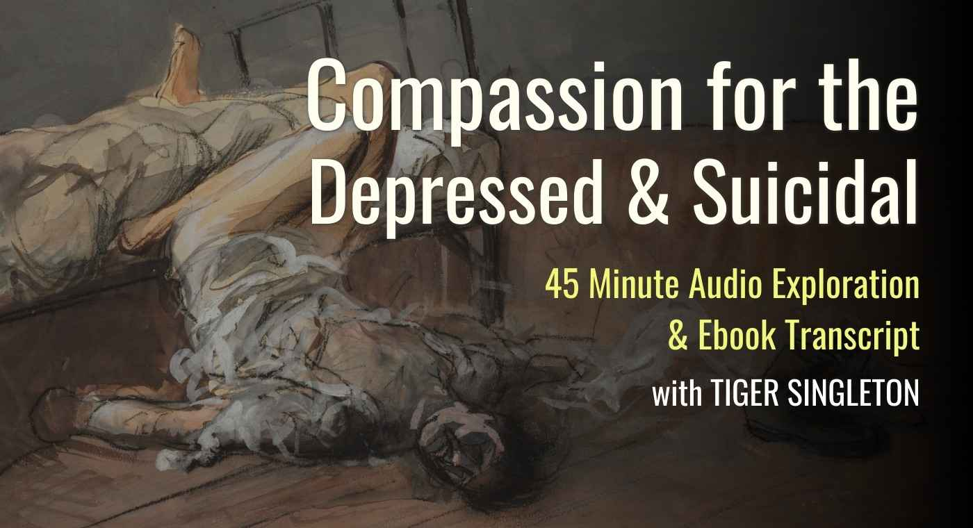 CFTDS - Compassion for the Depressed and Suicidal Cover Image