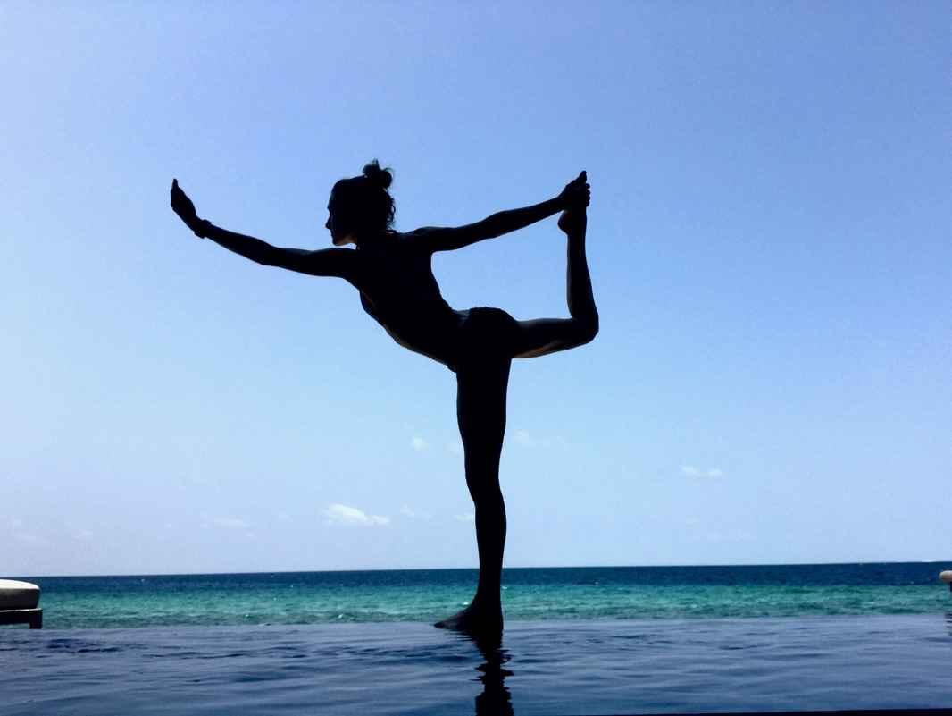 Life Boost with Amelia yoga Maldive