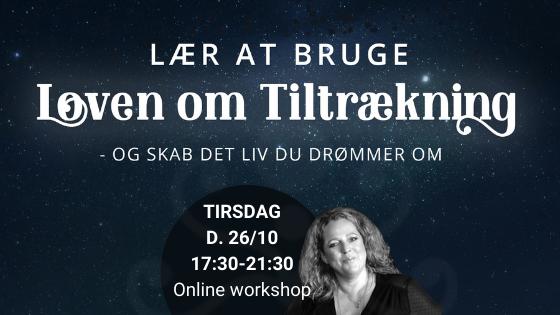 LÆR AT TILTRÆKKE DET, DU ØNSKER DIG - TRIN FOR TRIN
