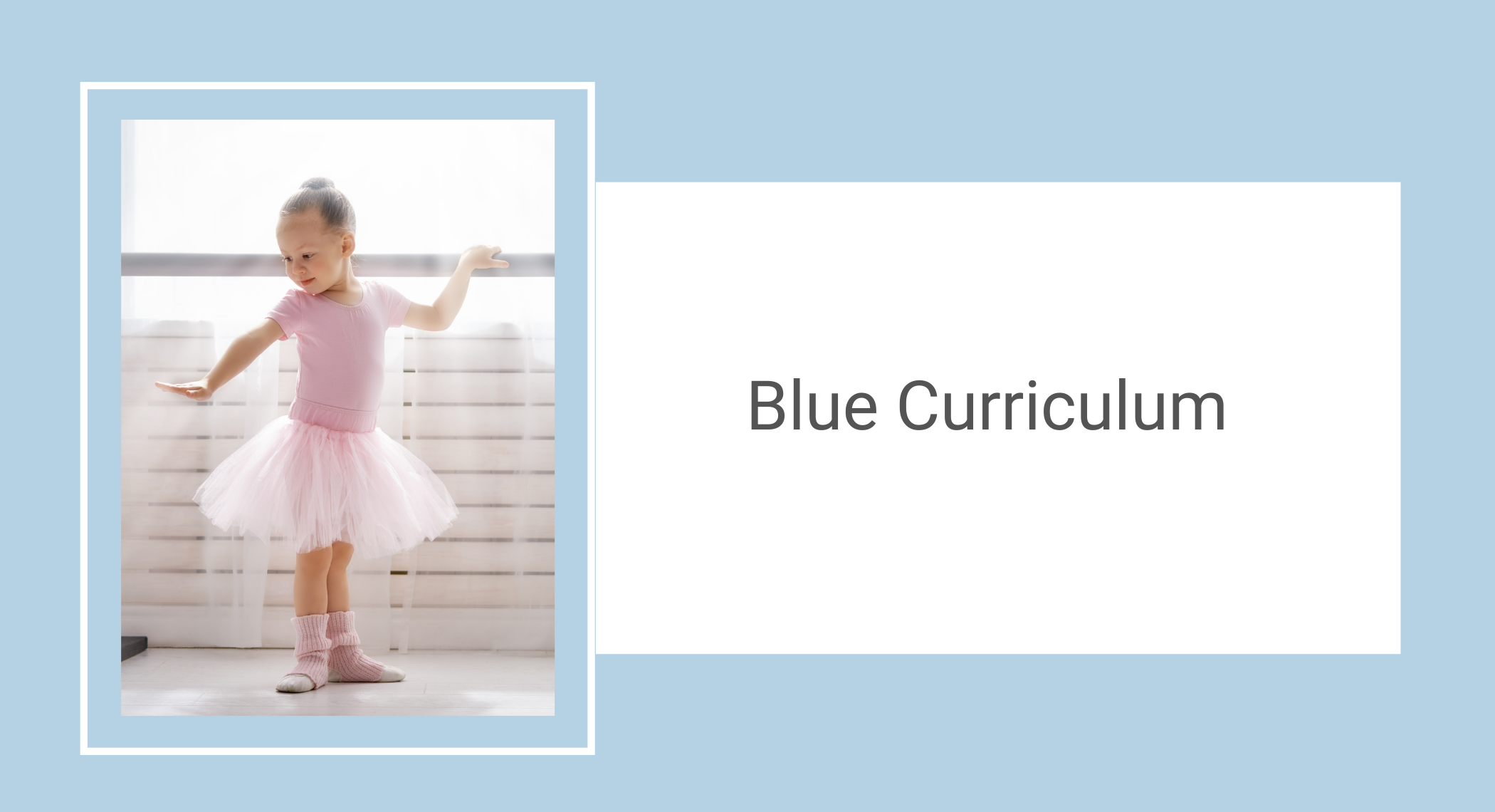 Blue-curriculum