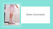 Green-Curriculum