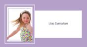 Lilac Curriculum