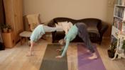 Thumb-Yoga-hunden