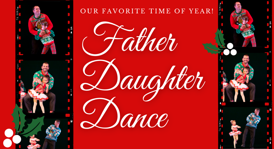 Holiday Show Father Daughter 2021