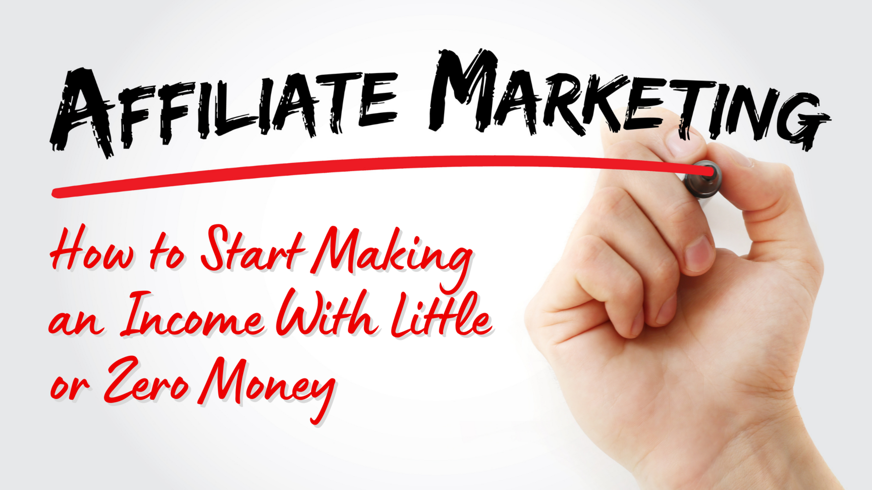 How to Start Making an Income With Little or Zero Money