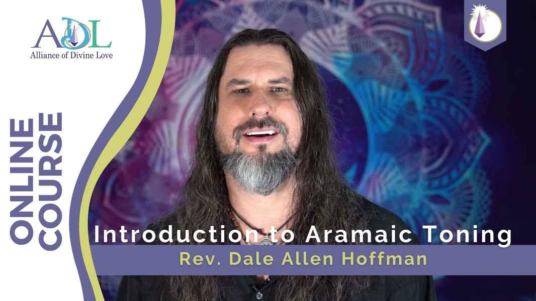 ADL course - intro Aramaic Toning thumb
