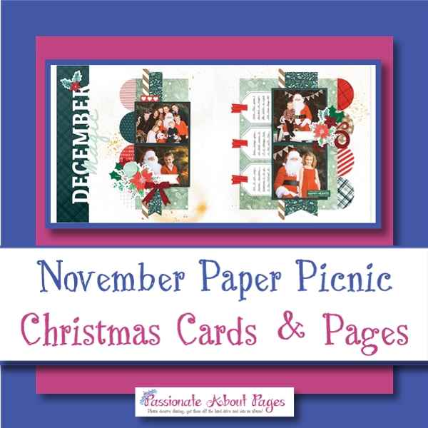 Christmas Cards & Pages Paper Picnic