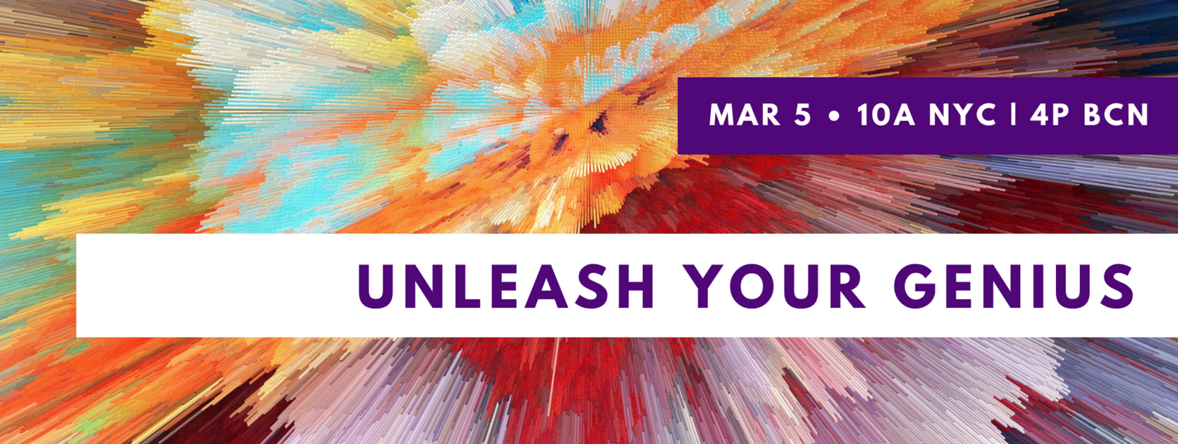 event-program-unleash-your-genius