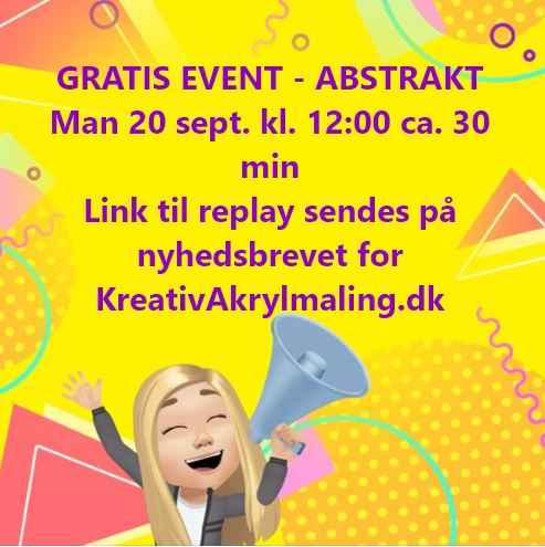 gratis event mandag kl 12