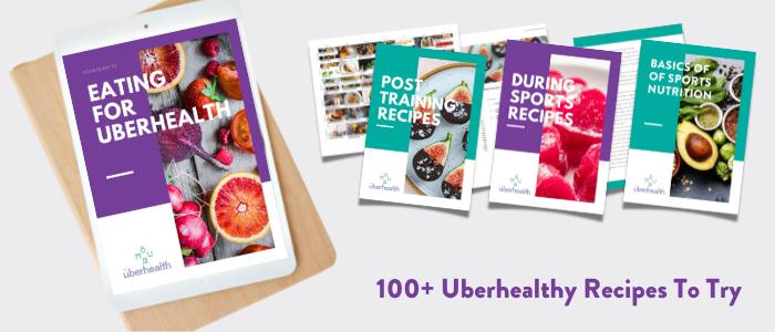 Eating For Uberhealth Recipes E-Book