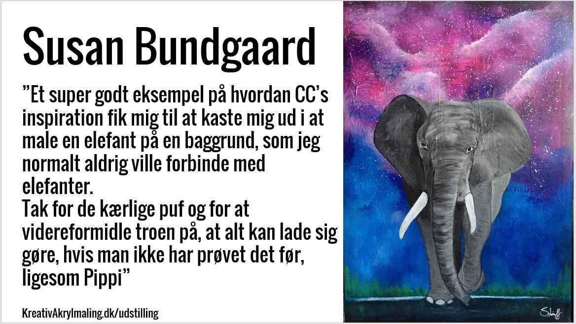 Udstil Dyr Susan Bundgaard