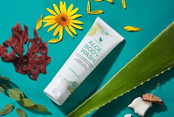 Aloe Body Wash produktbild