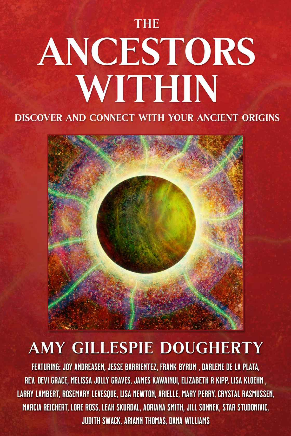 The Ancestors Within Book 2 cover