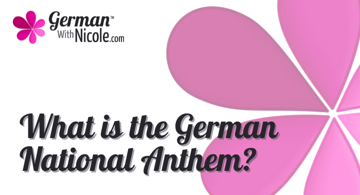 what-is-german-national-anthem
