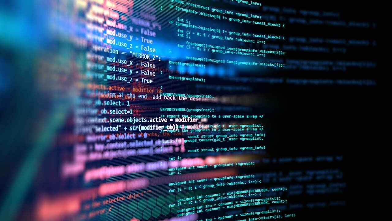 Web code image