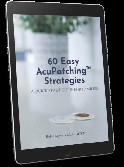 AcuPatching Ebook Cover Transparent
