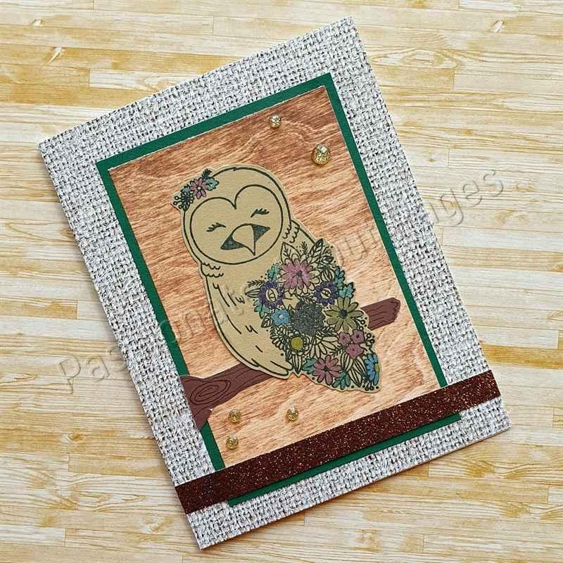 S2110 Wildflower Friendship  Card