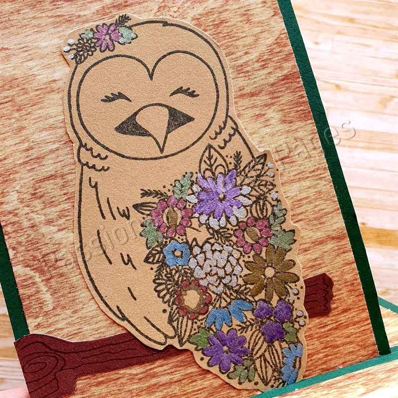 S2110 Wildflower Friendship Slide & Stand Card_0001