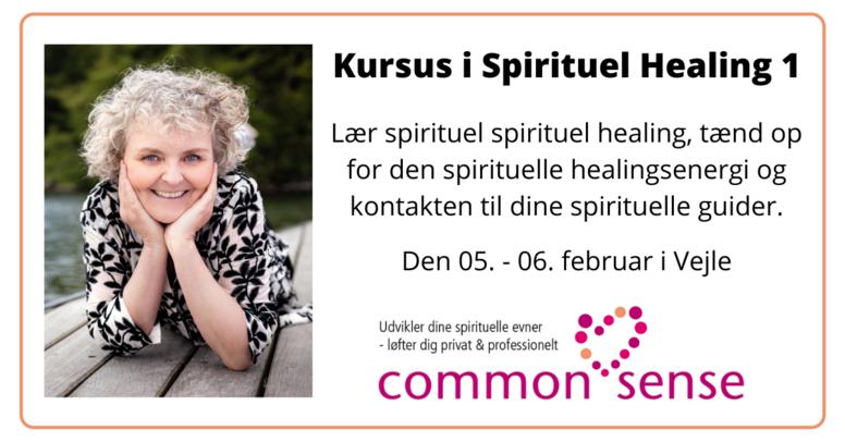 Spirituel Healing 1