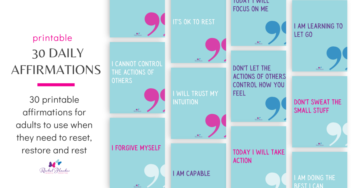 30 daily affirmations image