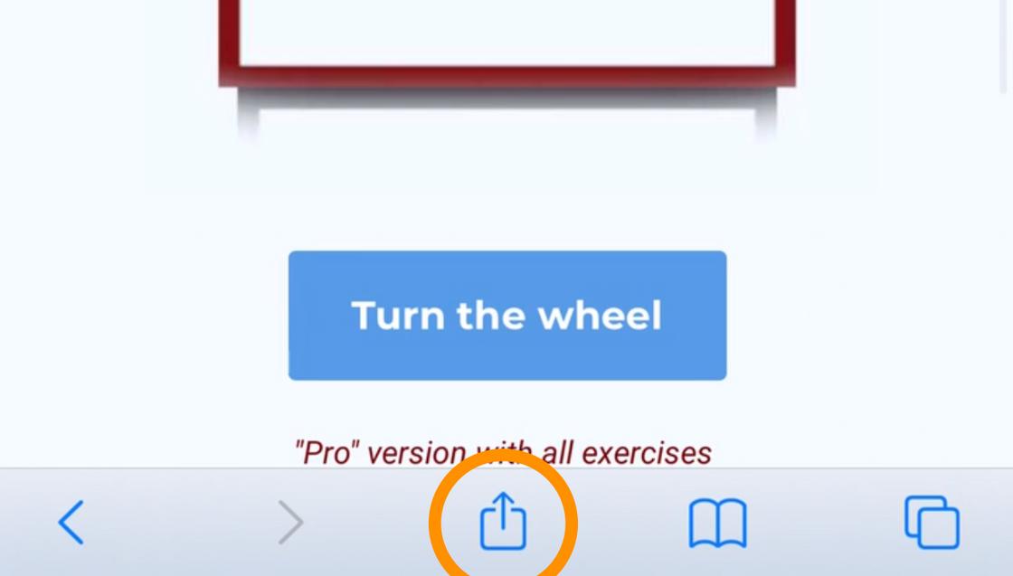 Tutorial iOS Glücksrad EN 2