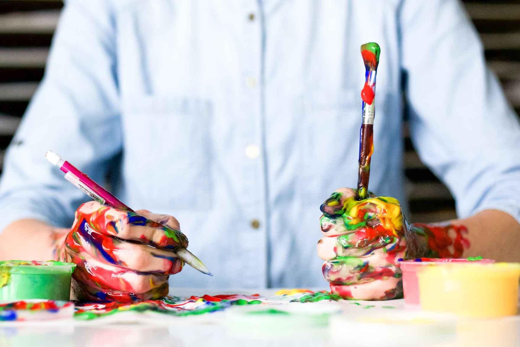 CreativityPaintbrush